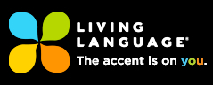 Living Language series logo