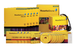 Rosetta Stone Complete Package