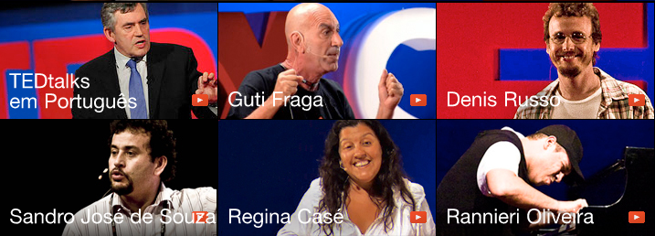 TEDx Sao Paulo website screenshot