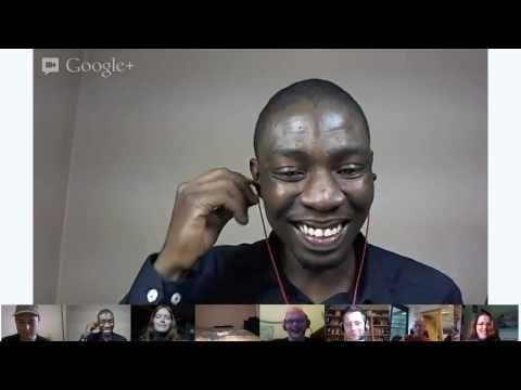 David Mansaray polyglot hangout