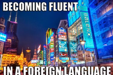 how to become a fluent