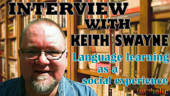 Interview with Keith Swayne