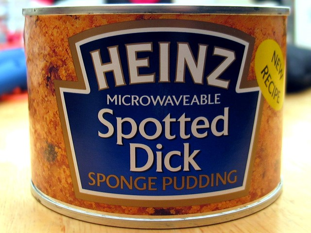 Heinz spotted dick