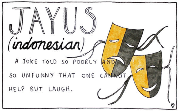 jayus Indonesian word