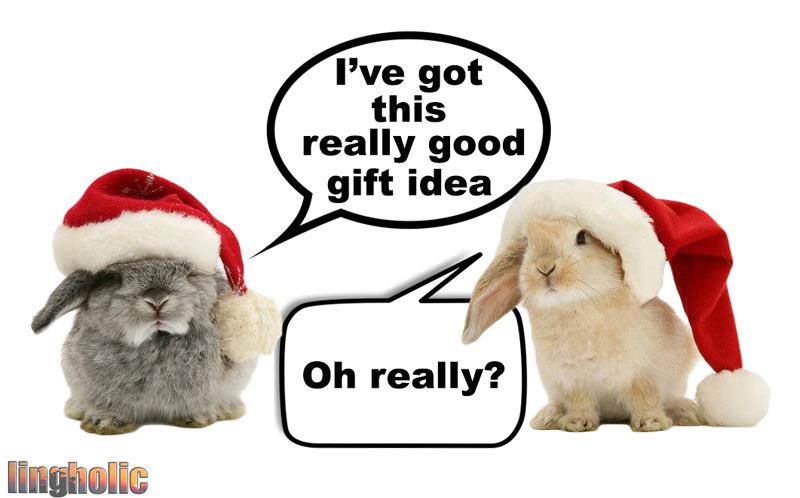 Christmas present gift idea