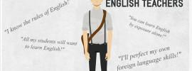 4 misconceptions of beginner English teachers