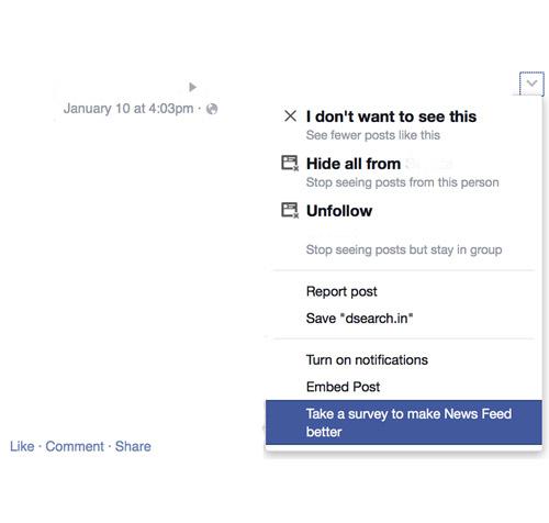 Tweeking-your-Facebook-feed