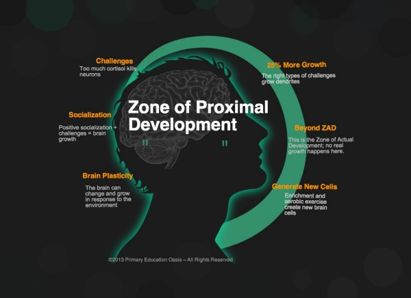 Zone of Proximal Development brain research