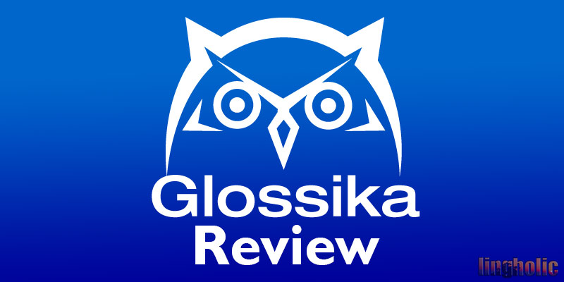 Glossika Mass Sentence Method Review