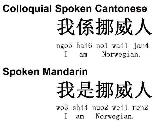 Mandarin or cantonese just what do i study lingholic spoken cantonese and mandarin m4hsunfo