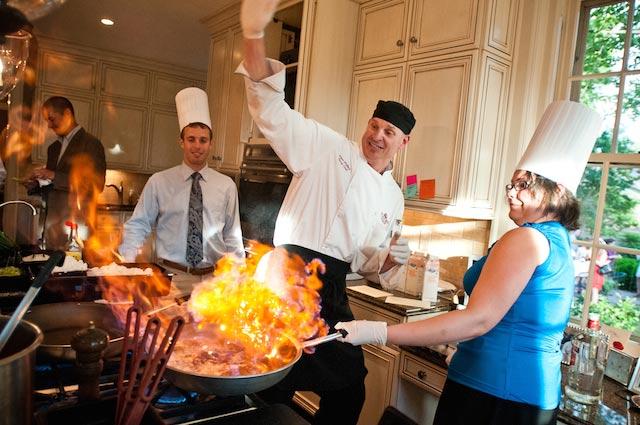 Too many cooks spoil the broth idom
