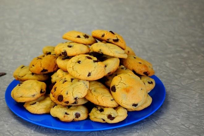 Cookies experiment