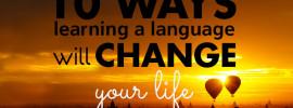 language will change your life
