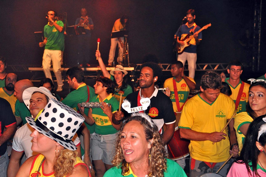 music and language Brazil