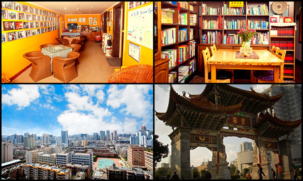 Kunming Learn Chinese in China