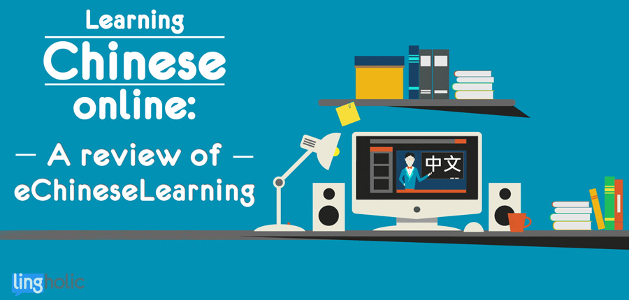 Review of eChineseLearning