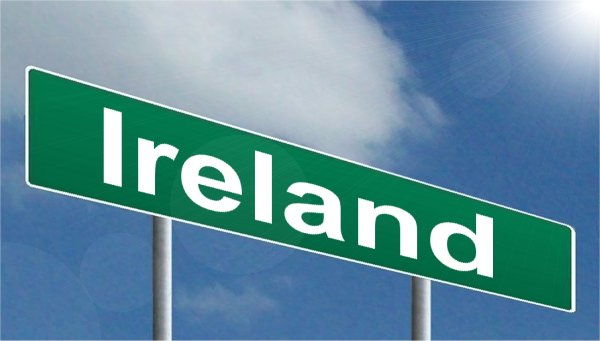 words and phrases that are unique to Ireland